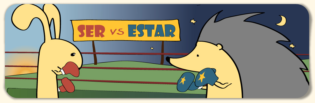 how to conjugate spanish verbs ser vs estar large